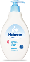 natusan top to toe wash